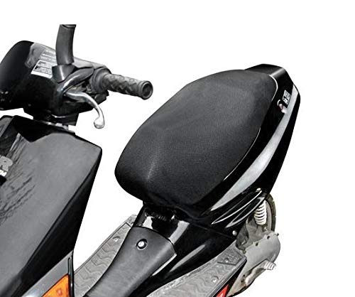 Lampa 91432 Air-Grip, Maxi-Scooter Motorcycle Saddle Cover, L (74 x 100 cm)