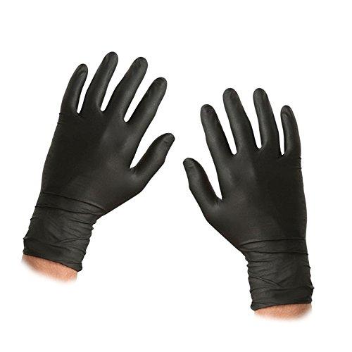Saville Gloves Size L without nitrile powder (1 Box of 100 gloves)